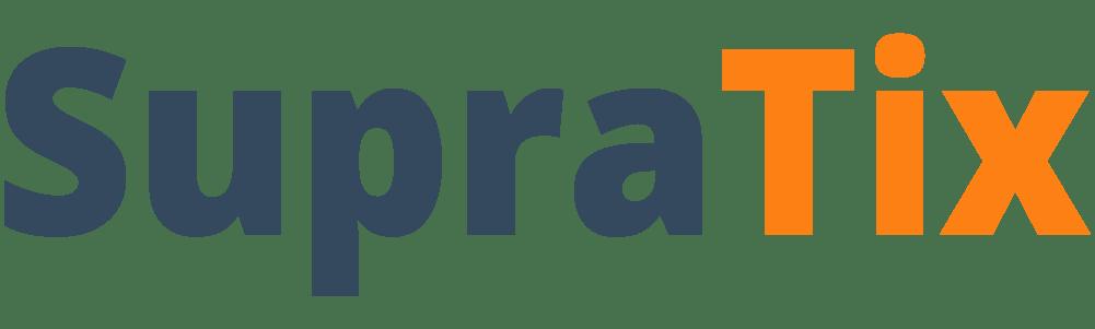 Logo der SupraTix GmbH